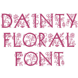 Free Hand Embroidery Fonts - All About Embroidery