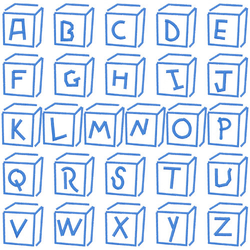 baby block letters font images pictures becuo