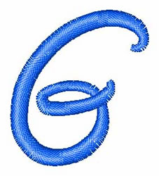... and Shapes ... G Design Letter