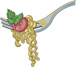 Vermicelli Spaghetti embroidery design