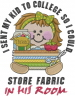 Store Fabric embroidery design