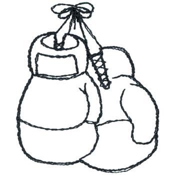 Gallery For gt Gloves Outline