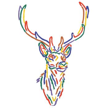 Pin Elk Head Silhouette Clip Art Elk 20clipart on Pinterest Elk Skull ...