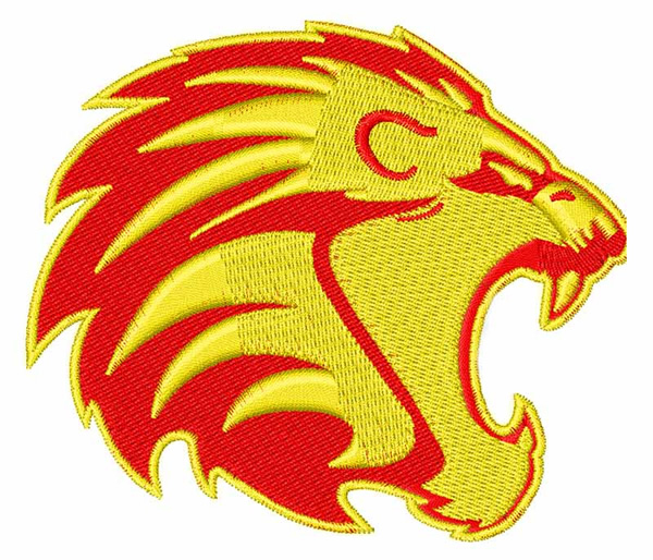 Animals Embroidery Design Lions Head From Embroidery Patterns