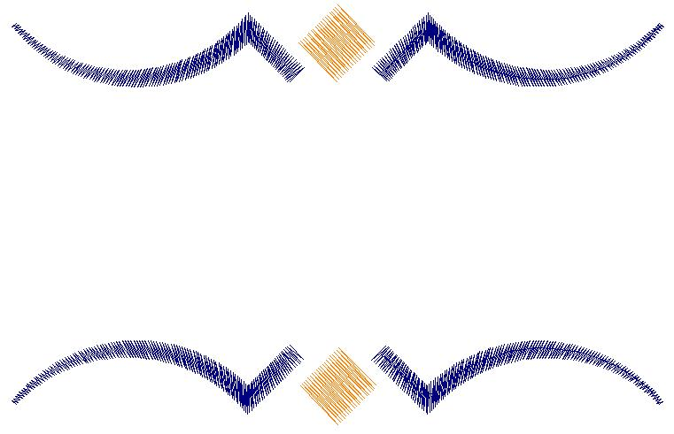 ... Embroidery Design: Simple Border from Embroidery Patterns