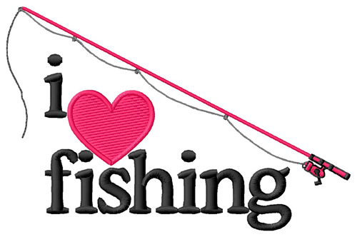 hobbies embroidery design i love fishing pole from grand
