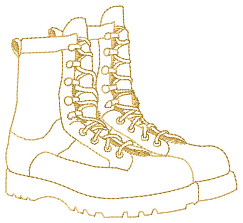 clipart of military boots - photo #31