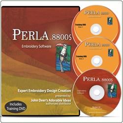 Perla 8880s Digitizing Software