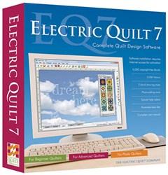 Electric Quilt 7 (Quilt Design Software)