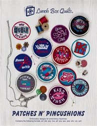 Patches & Pincushions Designs