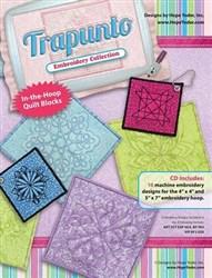 Trapunto Designs CD