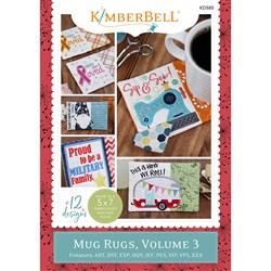 Mug Rugs Volume 3 Designs CD