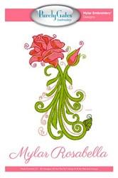 Mylar Rosabella Embroidery Designs CD