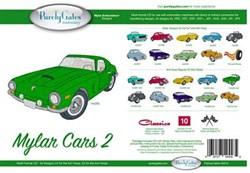 Mylar Cars