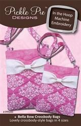 Bella Bow Crossbody Bags