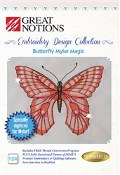 Butterfly Mylar Magic