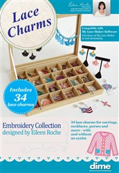 Lace Charms Embroidery Collection