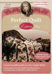 Jennys Perfect Quilt Express