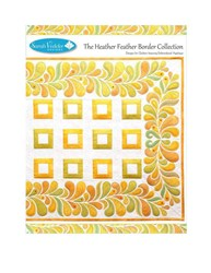 Heather Feathers Borders Collection
