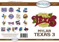 Mylar Texas (#3)