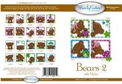 Mylar Bears (#2)