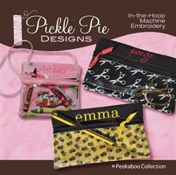 Peekaboo Collection ITH