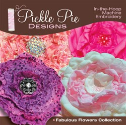 Fabulous Flower ITH CD