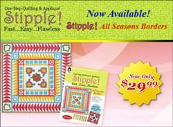 Stipple! All Seasons Borders
