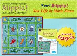 Stipple! Sea Life