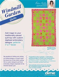 Windmill Garden Quilt Collection
