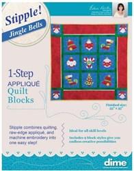 Stipple! Jingle Bells