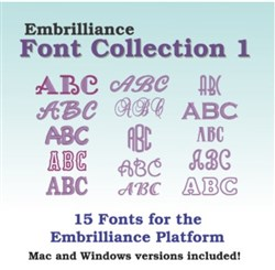 Essentials Font Collection 1 Software