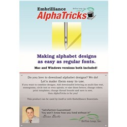 Embrilliance AlphaTricks Software