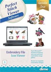 Perfect Stitch Viewer Software