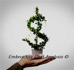 Embroidery Cost Analysis Kit