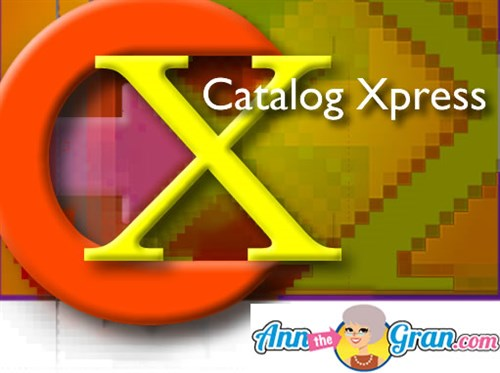 Catalog Xpress 25 Software Download Instant Download Annthegran
