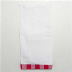Vintage Gingham Dishtowels 6 Pack