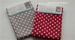 Kimberbell Polka Dot Tea Towel