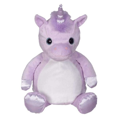 Violette Unicorn Buddy Embroidery Blank Annthegran