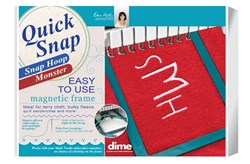 """Snap-Hoop Monster for Quick-Snap (7"""" x 11"""")"""