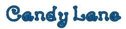 Alphabet Xpress Font - Candy Lane embroidery font