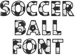 Pics  Word  Letters Soccer Ball