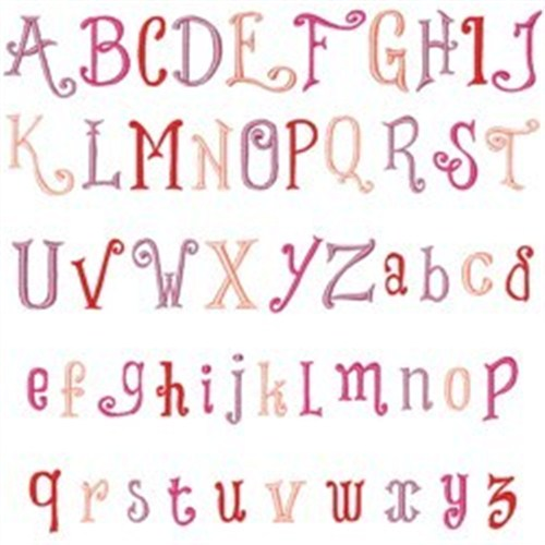Fruity Font by Concord Collections - Home Format Fonts ...