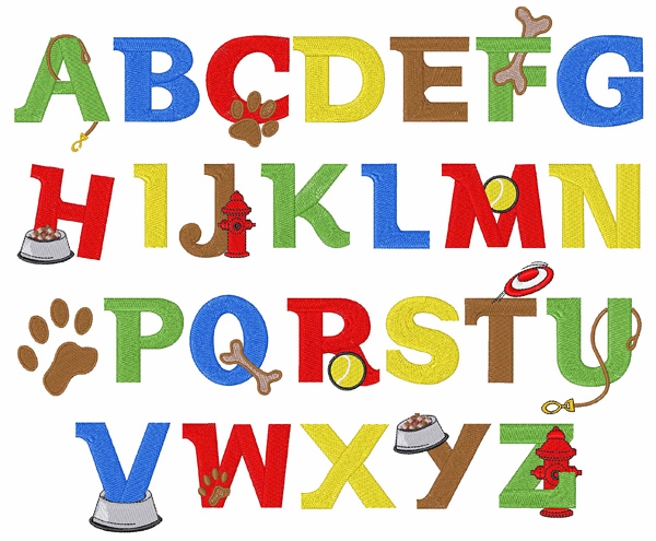Alphabetical Order With Numbers And Letters