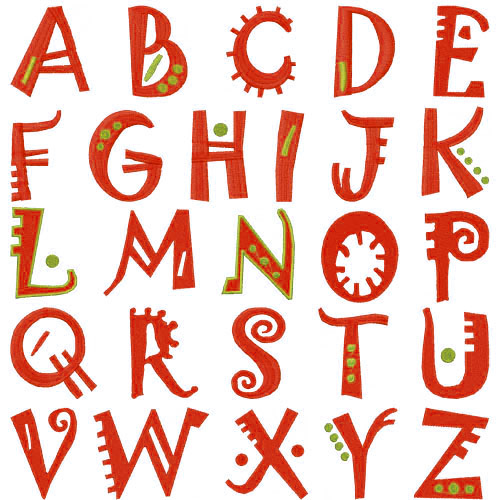 Monogram Letter And Name