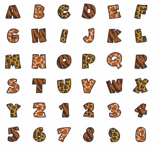 HD wallpapers large alphabet printable letters