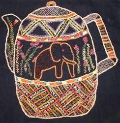 African Elephant Kettle Basic Kit