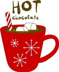 Hot Chocolate  Print Art