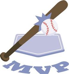 Baseball MVP Print Art