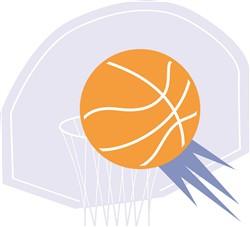 Basketball Print Art